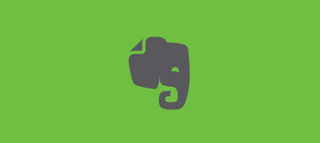 Android evernote Material Design Update