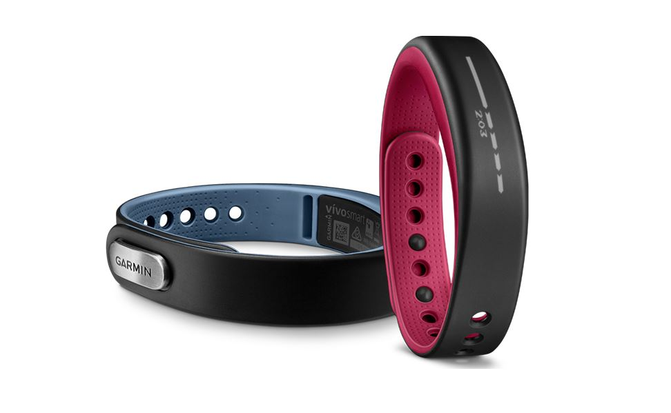 Android armband fitness Garmin iOS review test vivosmart
