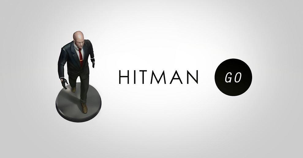 Hitman Hitman Go Square Enix