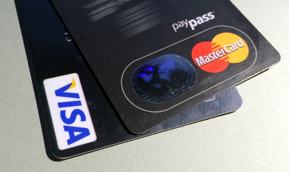 Apple geld iphone mastercard visa