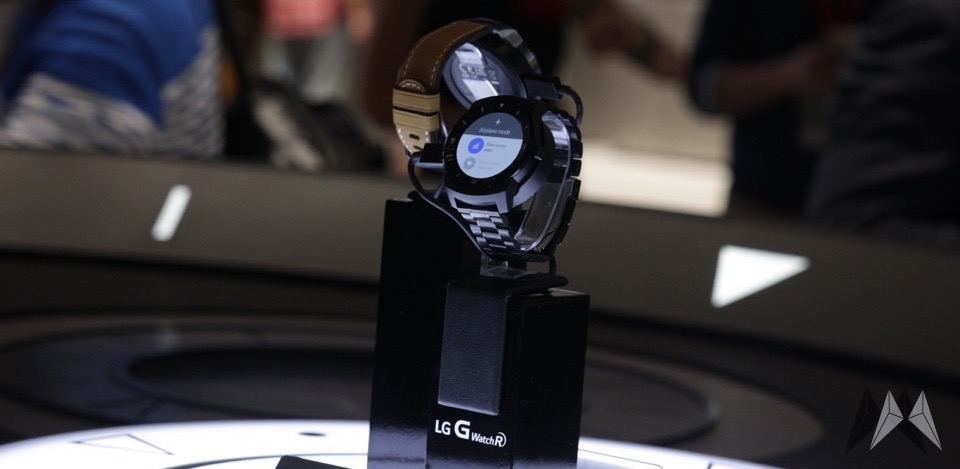 Android LG wear webOS