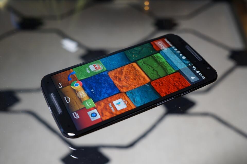 Android Erste Eindrücke IFA2014 kitkat Moto X Moto X+1 Motorola