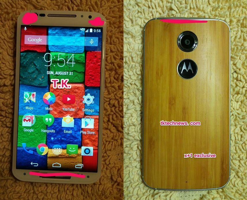 Android moto Motorola x