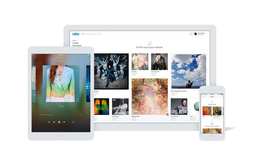 Android ende iOS pleite rdio Windows
