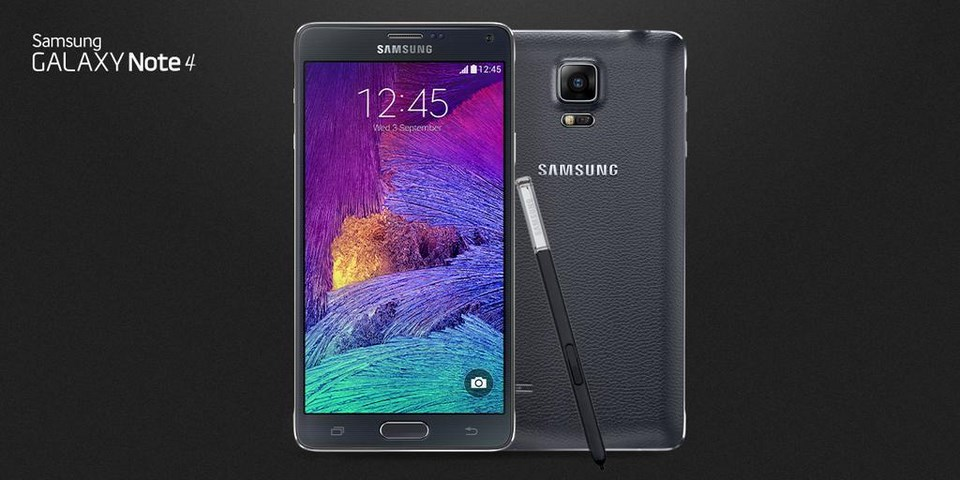 Android Galaxy Note 4 Samsung Video werbespot