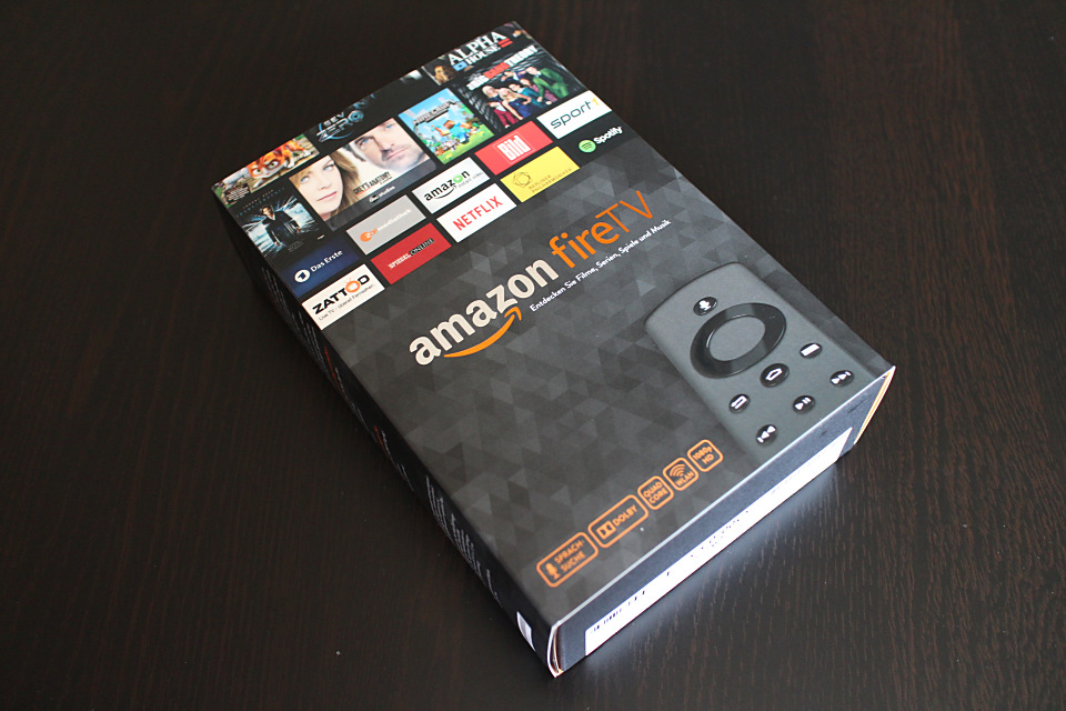 amazon Android Fire TV vod