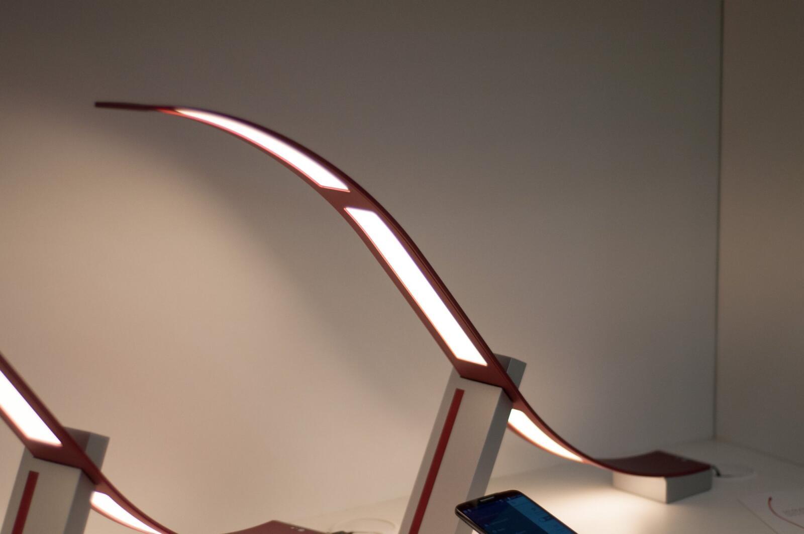 Lg macht fortschritte bei der entwicklung von oled lampen for Lampen namen