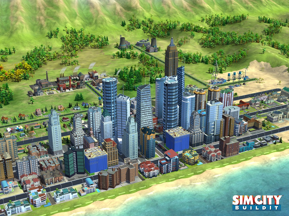 Android iOS SimCity SimCity BuildIt