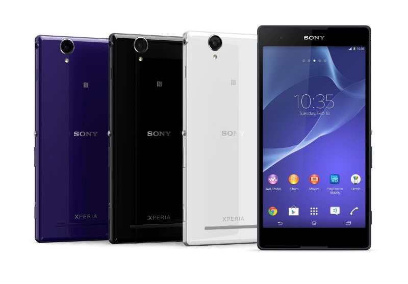 Android Android 4.4.4 Sony xperia t2 ultra