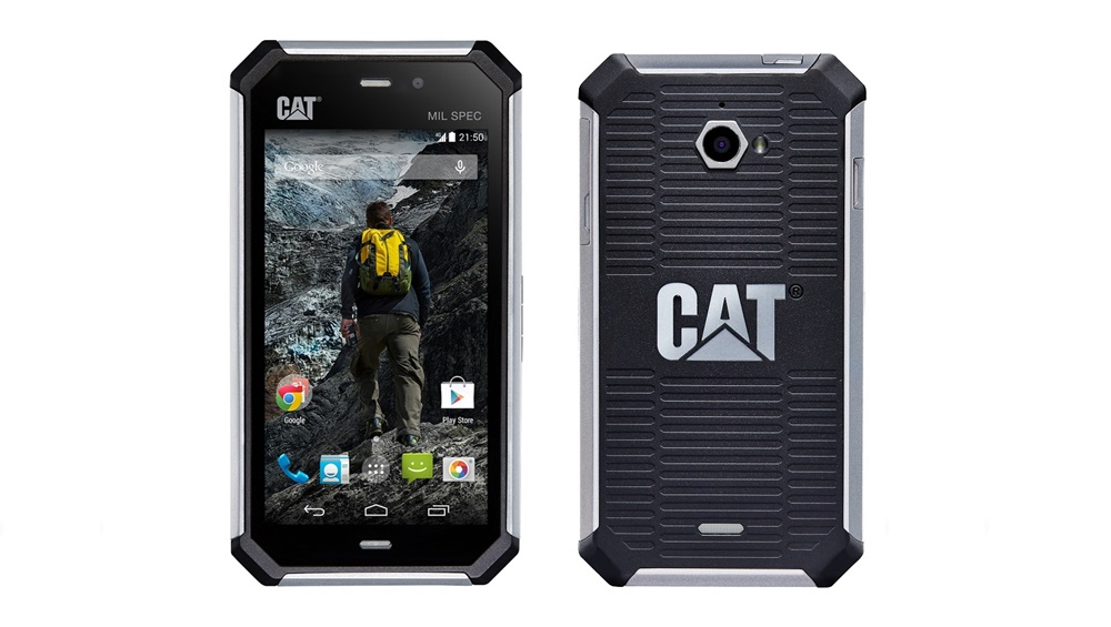 Android cat Outdoor Smartphone