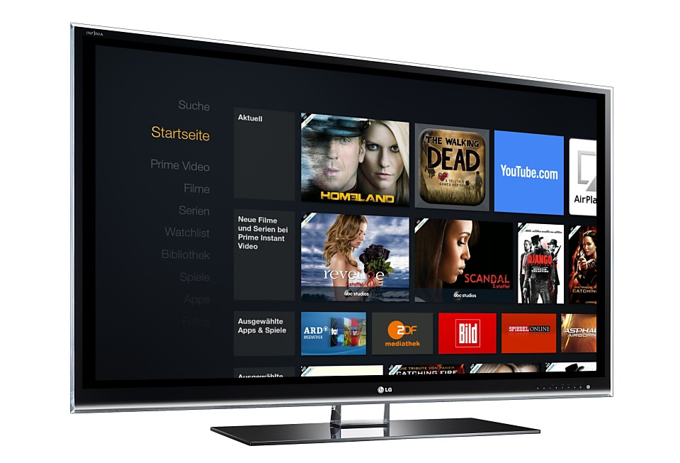 Android apk app Fire TV mediencenter xbmc