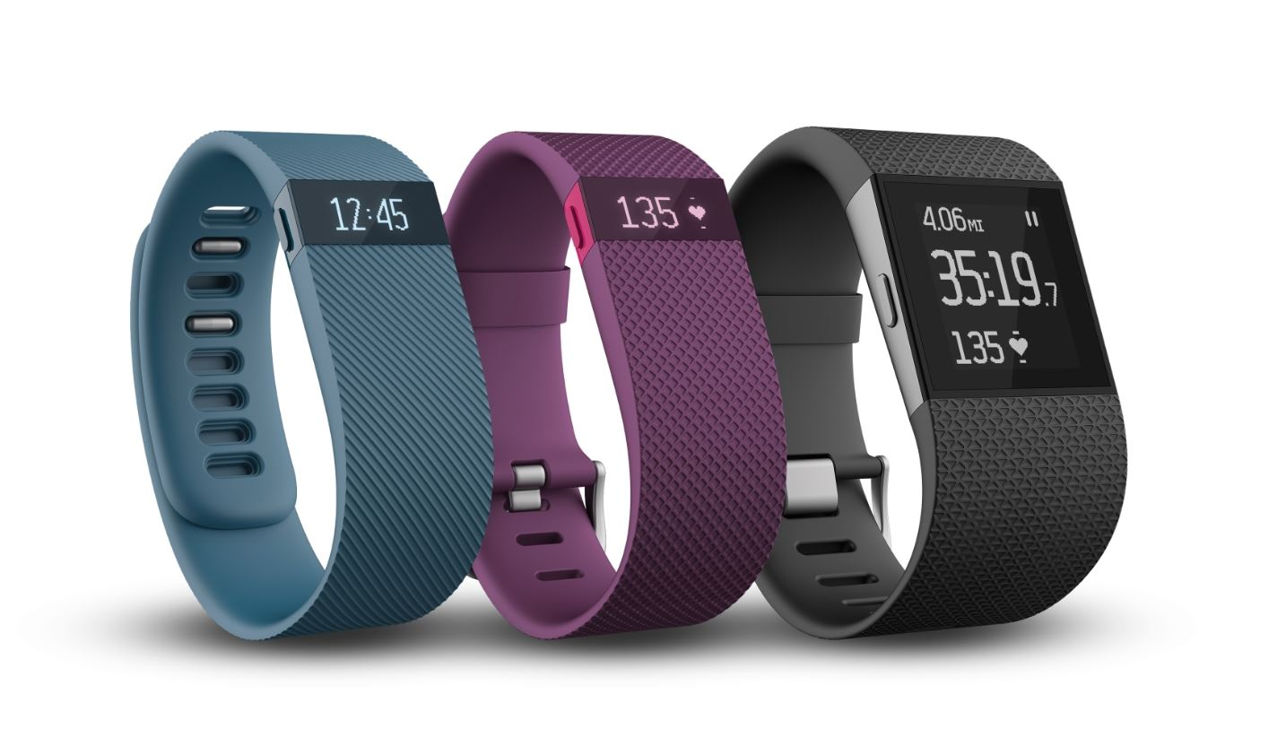Android charge fitbit fitness iOS surge