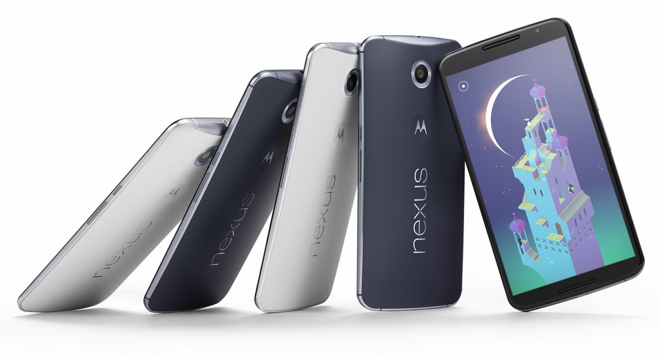 Android Nexus 6 shopping