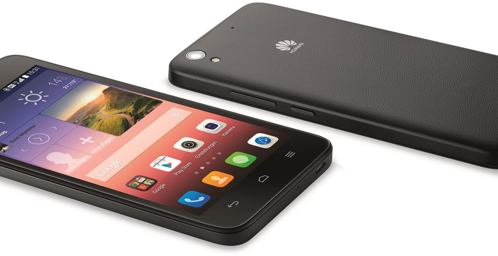 Android Ascend Huawei