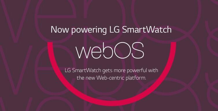 LG plant Smartwatch mit webOS