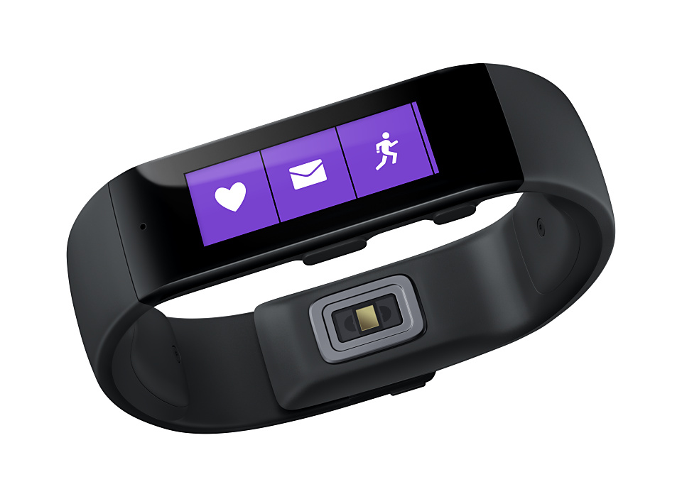 band fitness health microsoft