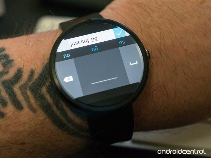 Android Android Wear microsoft Tastatur