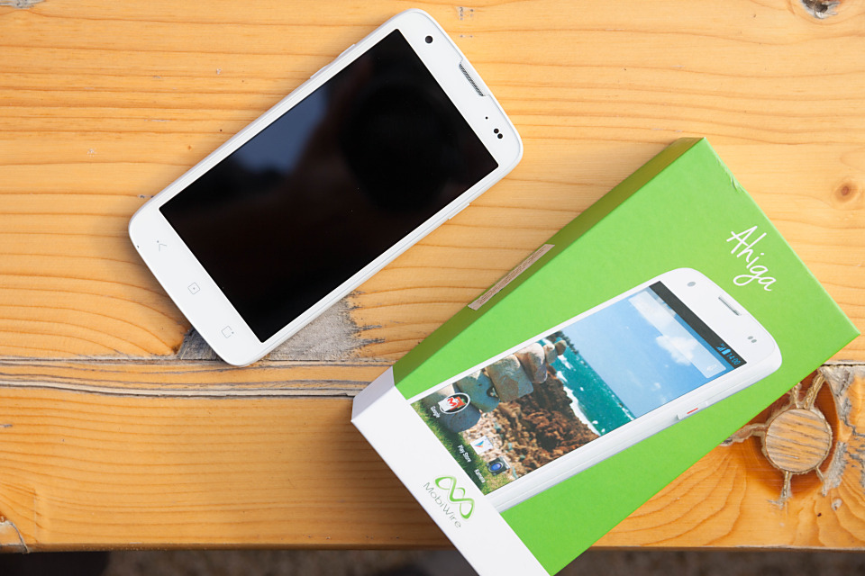 Android base review Smartphone test