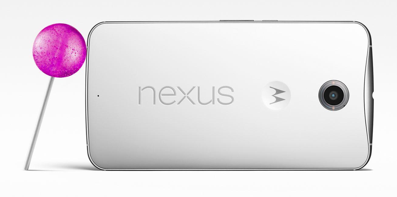 Android Google nexus Update