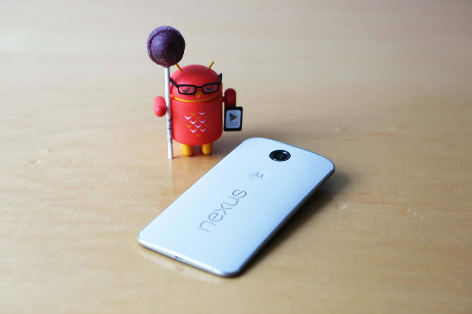 1 Firmware Google nexus Update