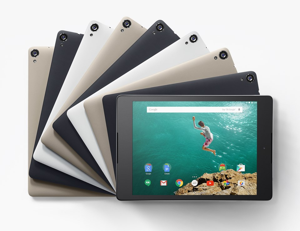 Android HTC HTC Nexus 9 Nexus 9 play store tablet