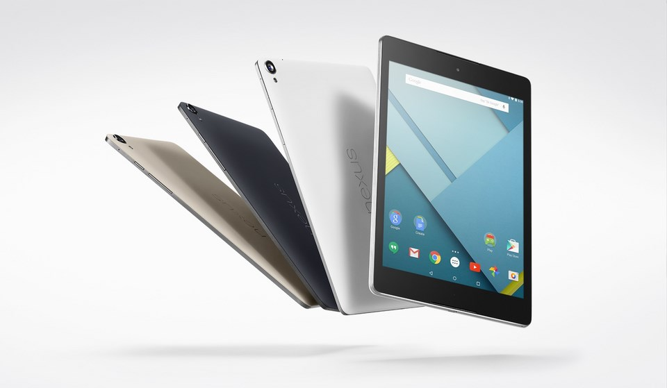 Android Google Nexus 9