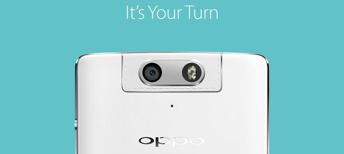 Android oppo Oppo N3 teaser