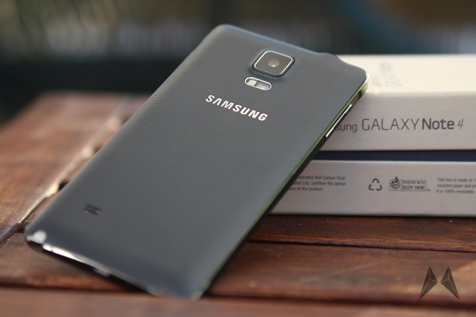 Android galaxy note note 4 ota Samsung Update