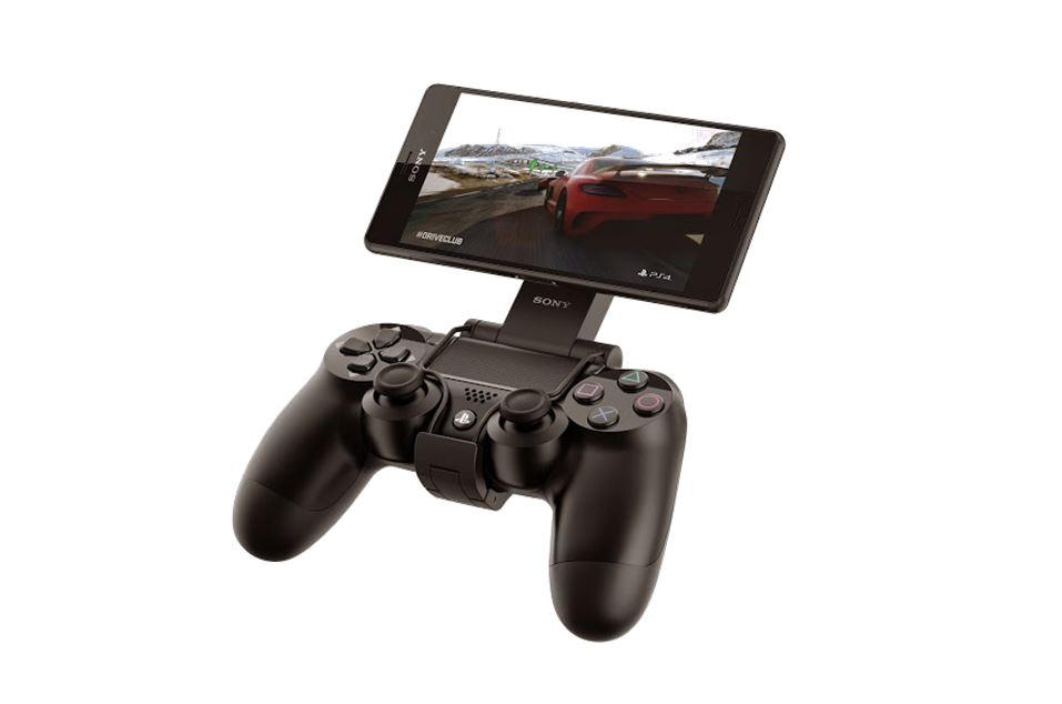 Android play ps4 Remote Xperia z3 z3 compact