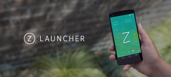 Android app launcher Nokia