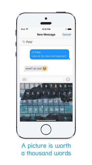 app iOS iOS 8 Tastatur