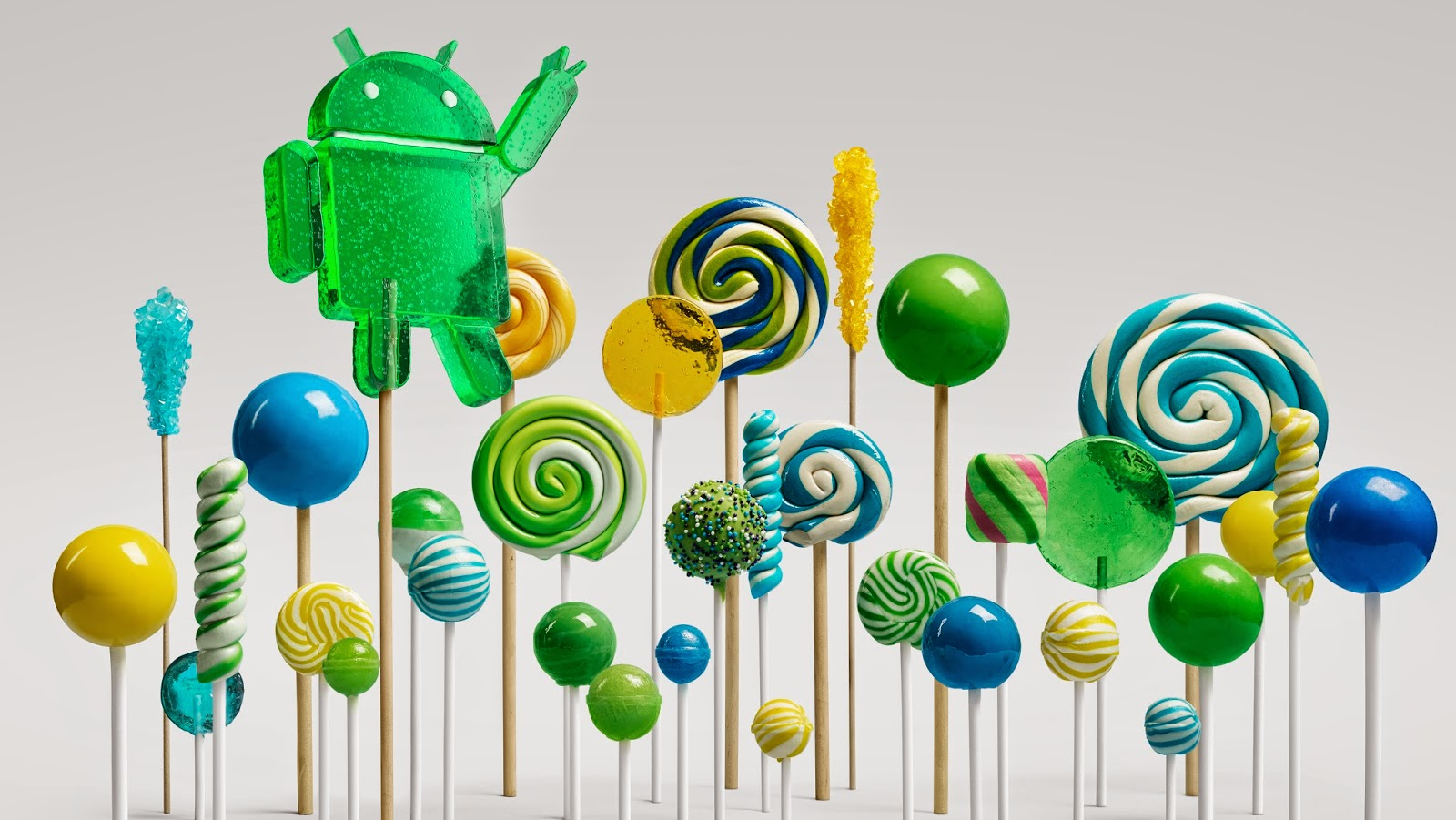 Android lollipop nexus 7