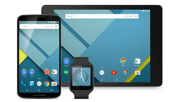 Android Android 5.0 Android L Android Lollipop entwickler lollipop nexus sdk