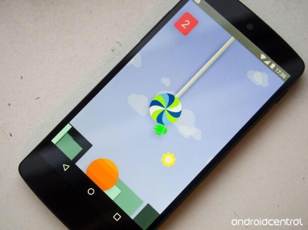 Android Android 5.0 Android L Android Lollipop Easteregg lollipop