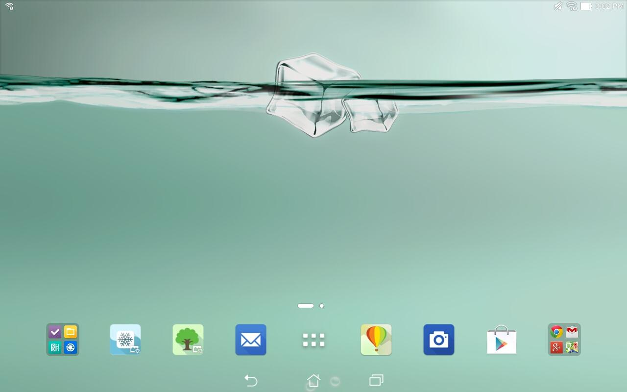 Asus Live Wallpaper: Asus Stellt Live-Wallpaper MyWater In Den Play Store