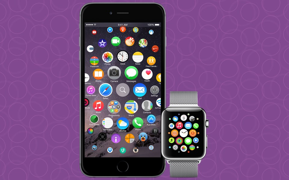 Apple iOS iphone Konzept Video watch