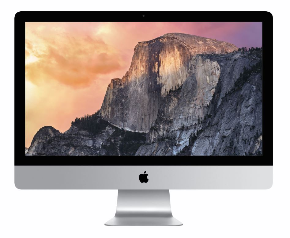 Apple iMac iMac Retina mac mac os x