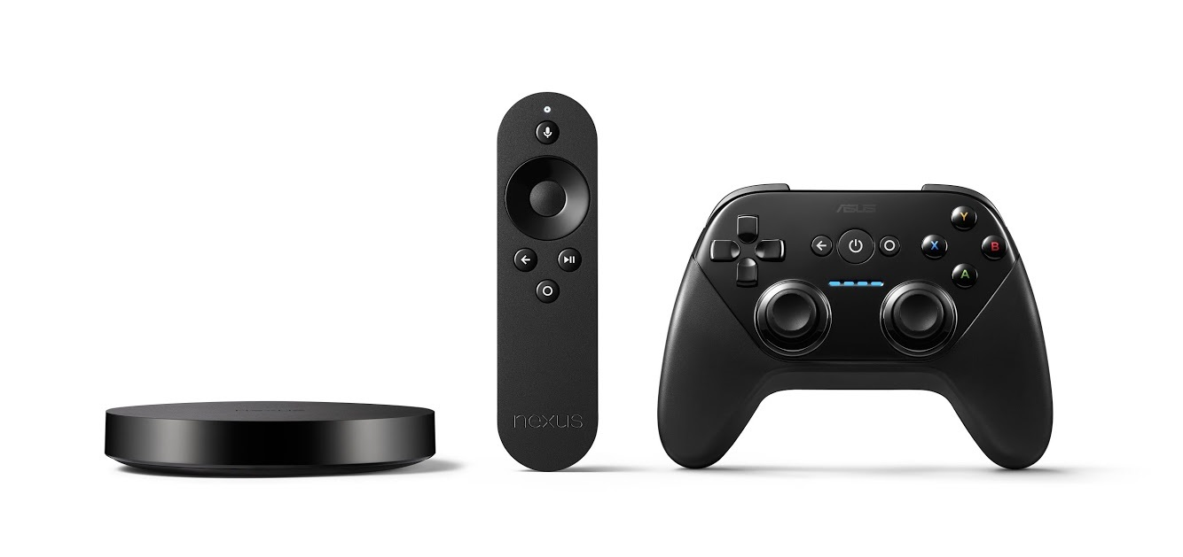Android TV Google Assistant Nexus Player