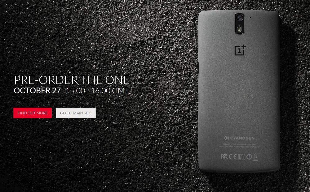 Android oneplus OnePlus One vorbestellen vorbestellung
