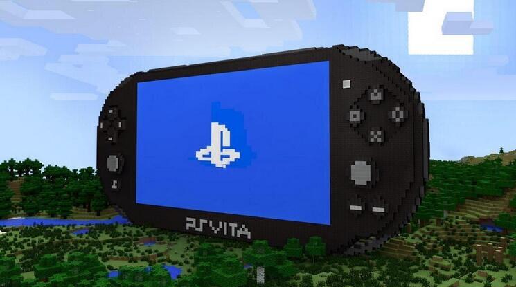 games microsoft Minecraft PlayStation Vita ps vita Vita
