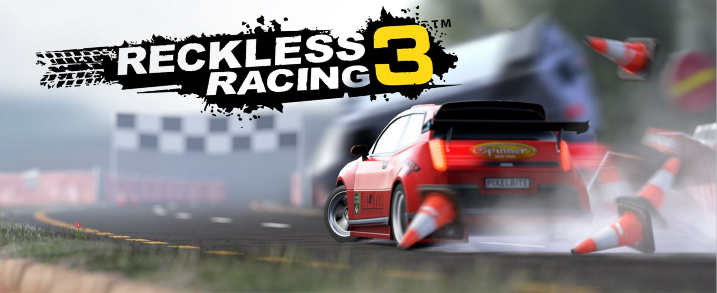 Apple games iOS polarbit reckless racing