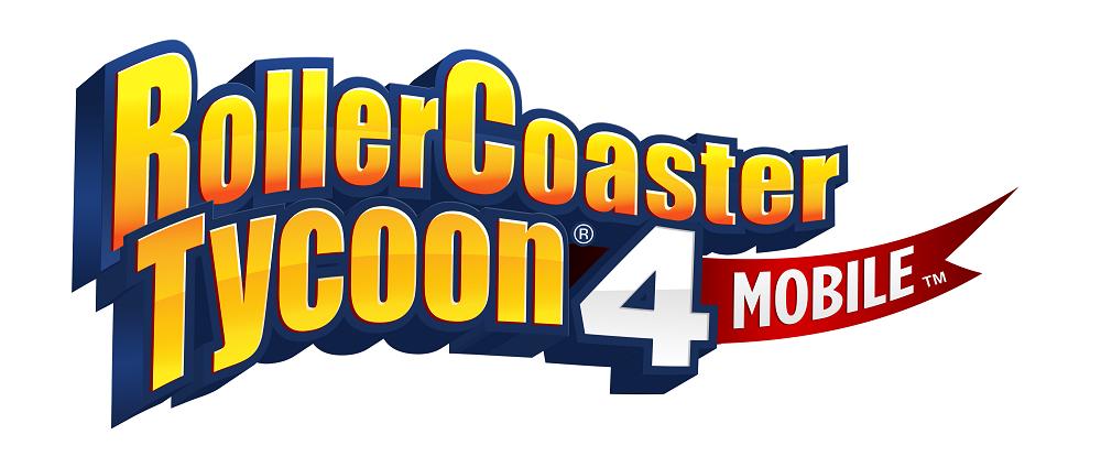 Android atari freemium games gaming RollerCoaster Tycoon RollerCoaster Tycoon 4 RollerCoaster Tycoon 4 Mobile