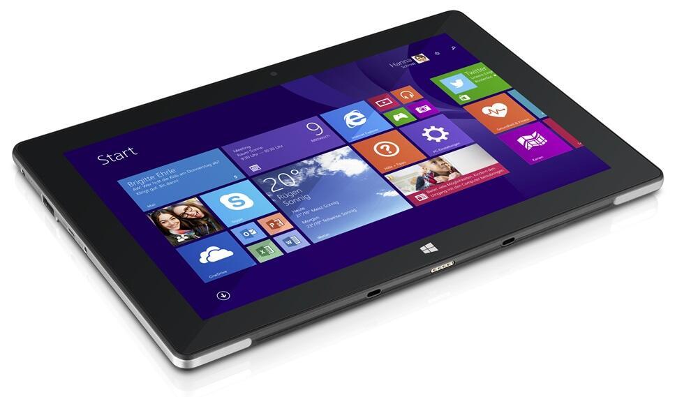 10.1 Zoll SurfTab tablet Trekstor Windows