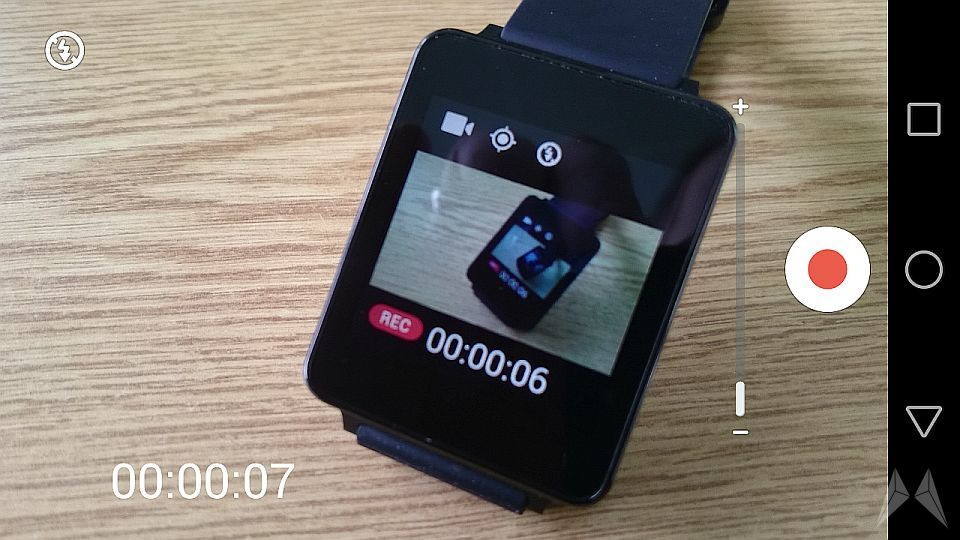 Android Asus camera Remote wear