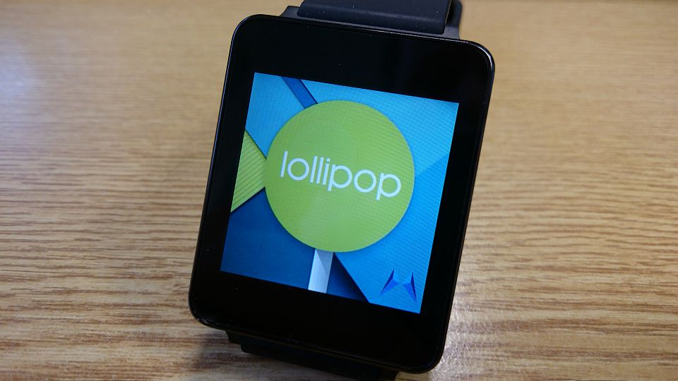 Android Android Wear Firmware lollipop