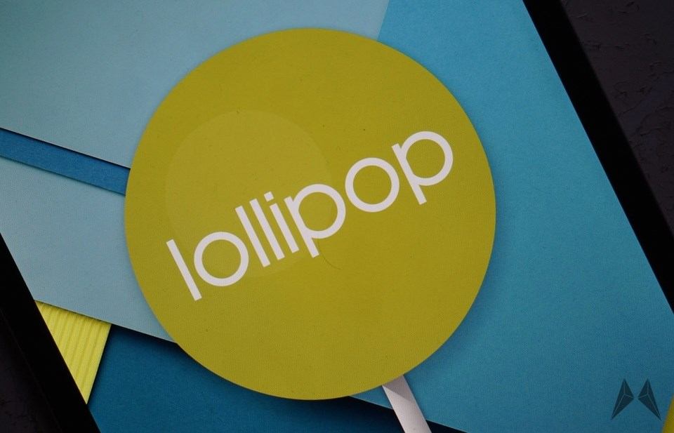 Android Firmware lollipop ota Update