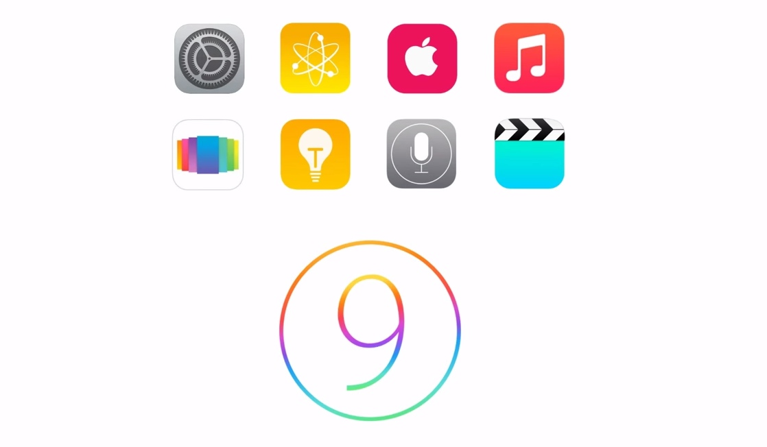 Apple ios 9 test