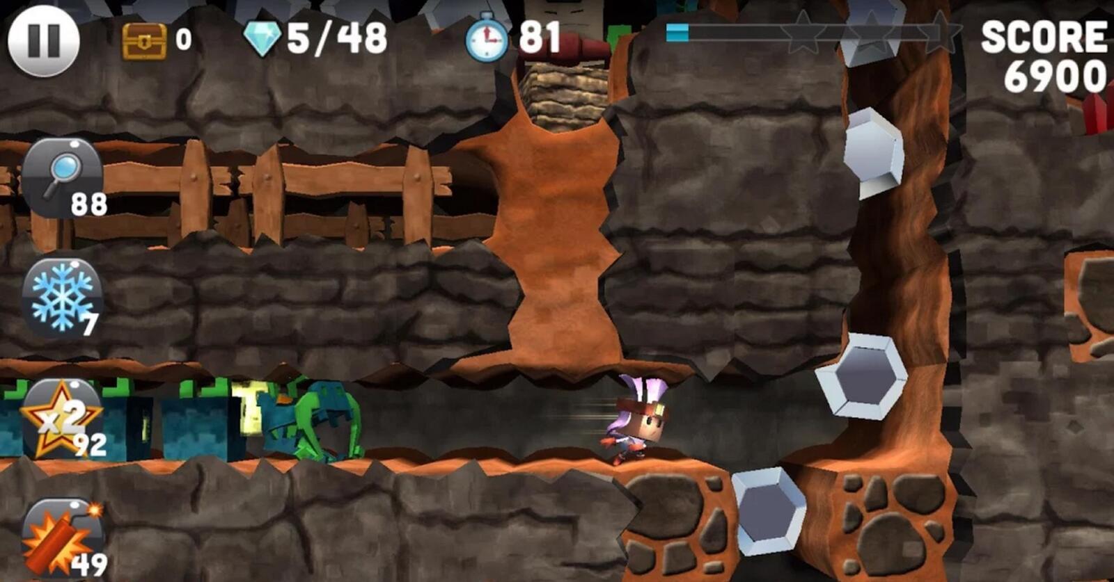 Android Boulder Dash C=64 iOS Retro