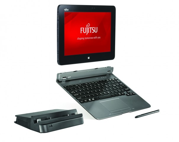 Fujitsu tablet Windows