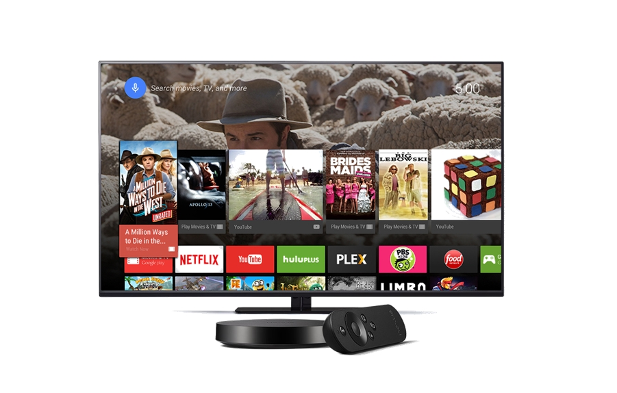 Android Apps Google TV